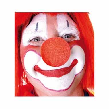 10x stuks carnaval neus/neuzen rood prijs