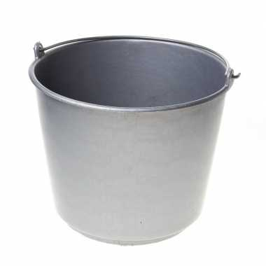 12 liter emmer / bouwemmer met literscale prijs