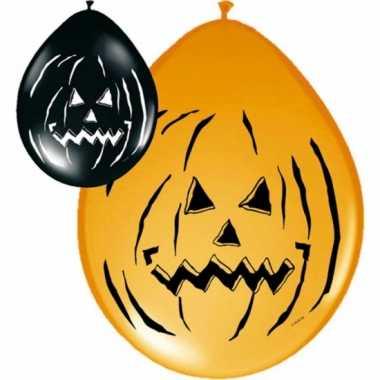 16x feestartikelen ballonnen halloween prijs