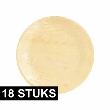 18x palmblad borden 23 cm prijs