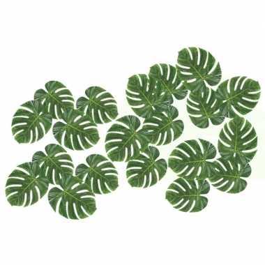 20x decoratie palmbladeren prijs