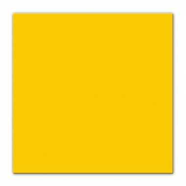 25x feest servetten pasen geel 33 x 33 cm prijs