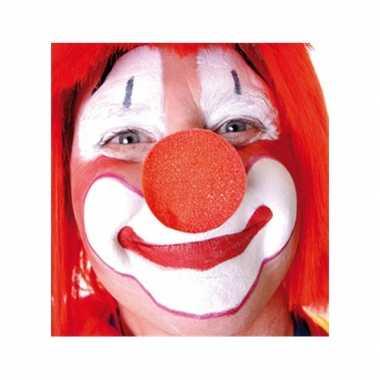 25x stuks carnaval neus/neuzen rood prijs