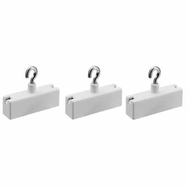 3x bevestigings haak met magneet prijs