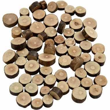 780x houten boomschijfjes klein prijs