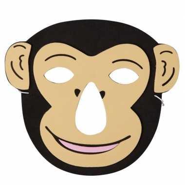 Apen foam masker voor kinderen prijs