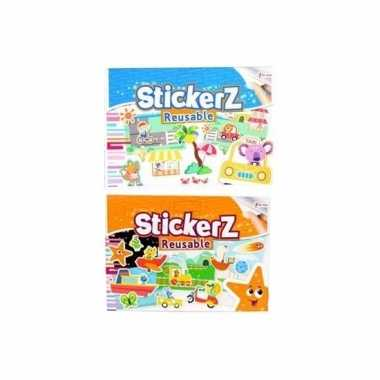 Auto stickers set voor jongens prijs
