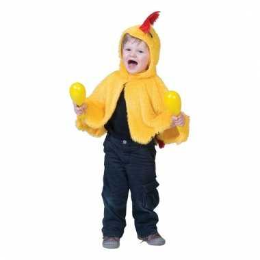 Baby/peuter kippen/hanen verkleedpakje prijs
