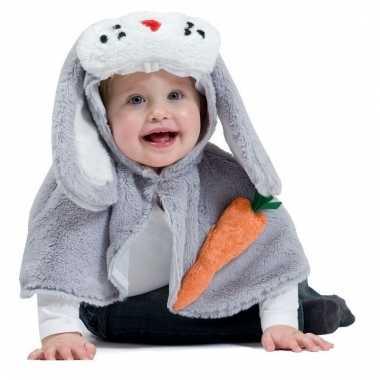 Baby/peuter paashaas verkleedpakje prijs