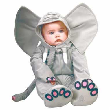 Baby verkleed kleding olifant prijs