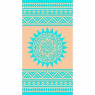 Badlaken sunkiss met mandala print voor volwassenen 90 x 170 prijs