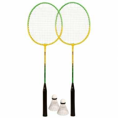 Badminton set van het merk avento prijs