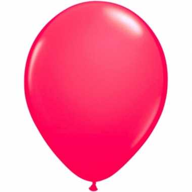 Ballonnetjes roze 50 stuks prijs