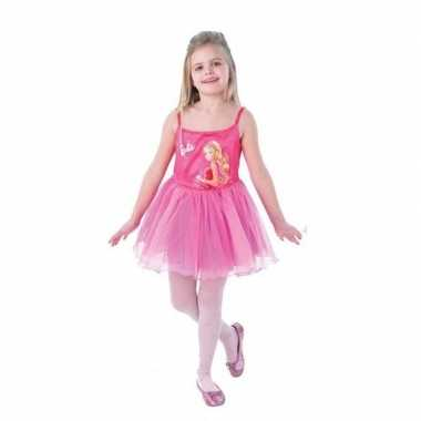 Barbie ballerina verkleed jurkje voor meisjes prijs