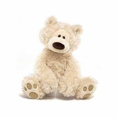 Beige teddybeer philbin 33 cm prijs