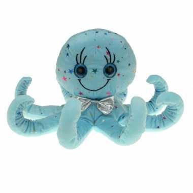 Blauwe octopus pluche knuffels 40 cm prijs