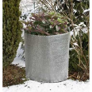 Bloemen/planten vorst bescherming folie op rol 5 m x 50 cm prijs