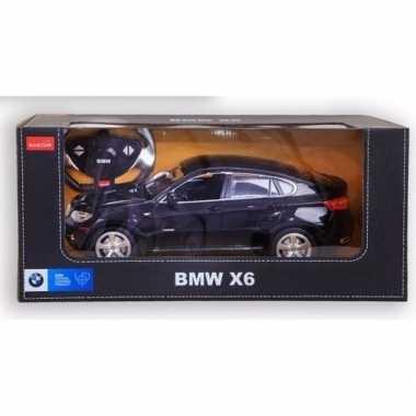 Bmw x6 zwart radiografisch bestuurbaar 1:14 prijs