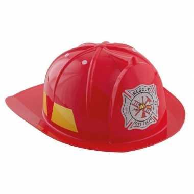 Brandweerhelm verkleed accessoire kind prijs