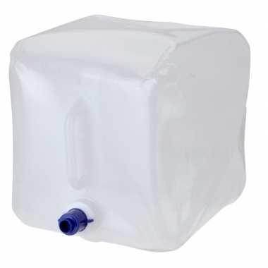 Camping water jerrycan / watertank 14 liter prijs