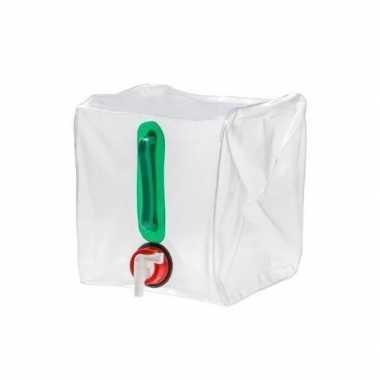 Camping watertank / jerrycan opvouwbaar 10 liter prijs
