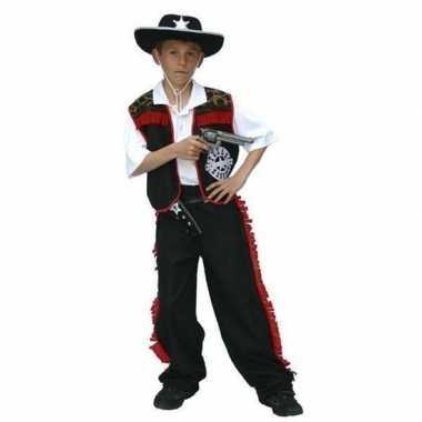 Carnaval cowboy pak voor jongens prijs