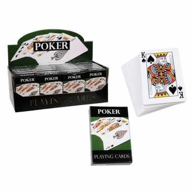 Casino spellen poker kaarten setje prijs