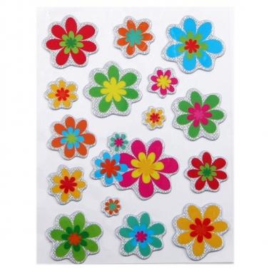 decoratie stickers bloemen