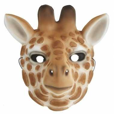 Dierenmasker verkleed giraffe voor kinderen prijs