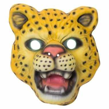 Dierenmasker verkleed panter voor kinderen prijs