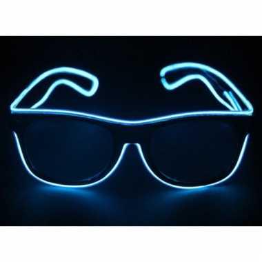 Disco bril met led verlichting prijs