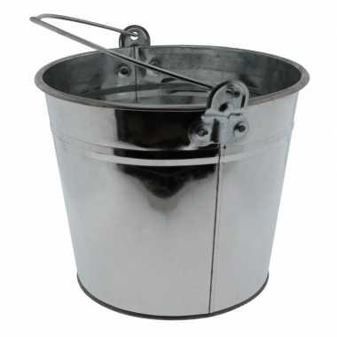 Drankemmer 5 liter van zink prijs