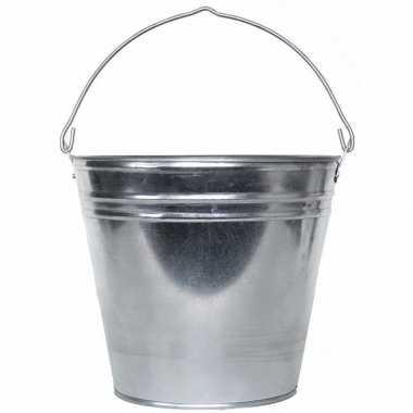 Drankemmer 9 liter van zink prijs