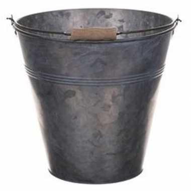 Drankemmer wit metaal 13 liter prijs