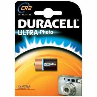 Duracell lithium batterij cr 2 prijs