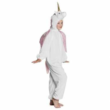 Eenhoorn onesie voor kinderen wit prijs