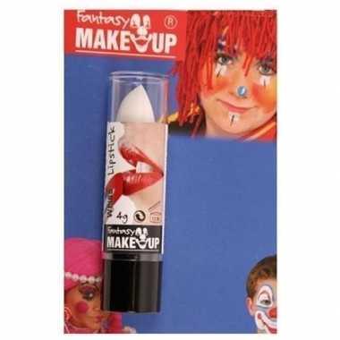 Feest/party lipstick/lippenstift mat wit prijs