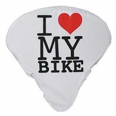 Fietszadeldek / zadelhoes i love my bike prijs