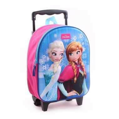 Vergelijk frozen koffertje voor meisjes prijs