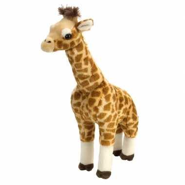 Gevlekte giraffen knuffels 43 cm knuffeldieren prijs