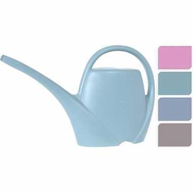 Gietertje voor binnen planten blauw 1,7 liter prijs