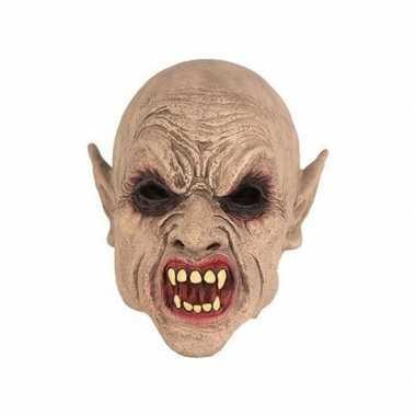 Goblin horror/halloween masker van latex prijs
