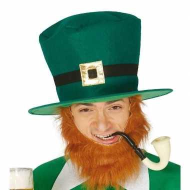 Groene dwergen hoed voor volwassenen prijs