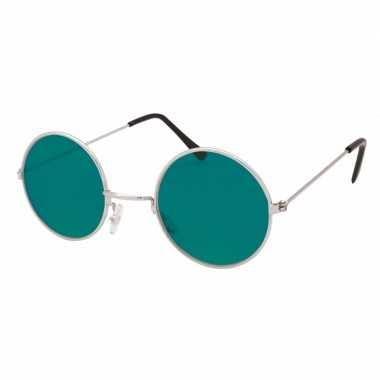 Groene hippie bril prijs