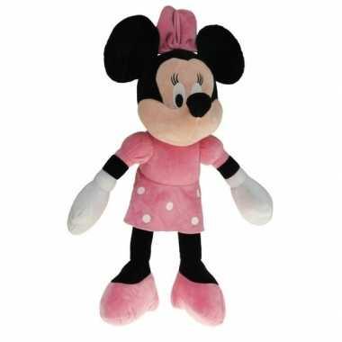 Grote pluche minnie mouse knuffel 40 cm prijs