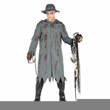 Halloween visser verkleed kostuum voor heren prijs