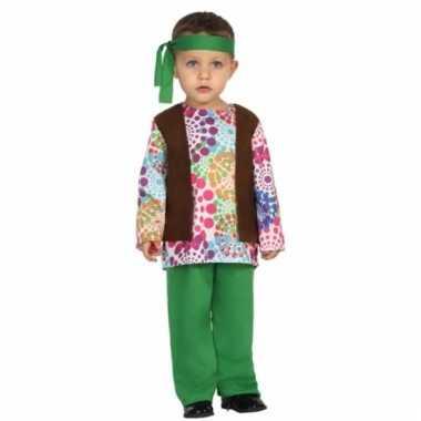 Hippie verkleedkostuumvoor peuters prijs