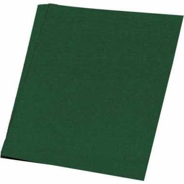 Hobby papier donkergroen a4 100 stuks prijs