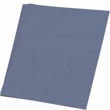 Hobby papier grijs a4 100 stuks prijs