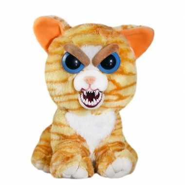 Horror huisdier katten knuffel 20 cm prijs